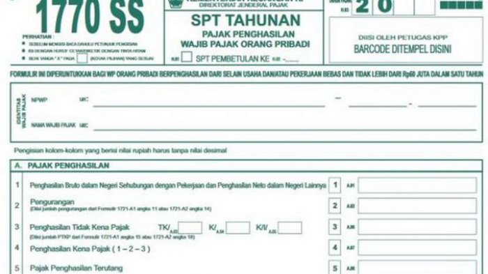 Pekan Terakhir Lapor SPT Pajak, Hari Sabtu KPP Tetap Buka