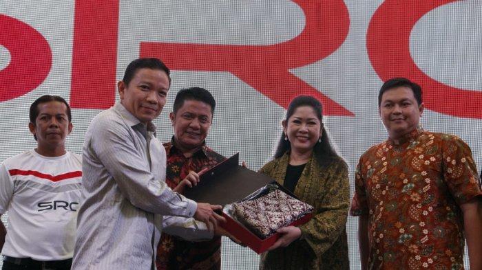 Buka Sampoerna Retail Community (SRC) Expo, Herman Deru Janjikan Kemudahan Perizinan