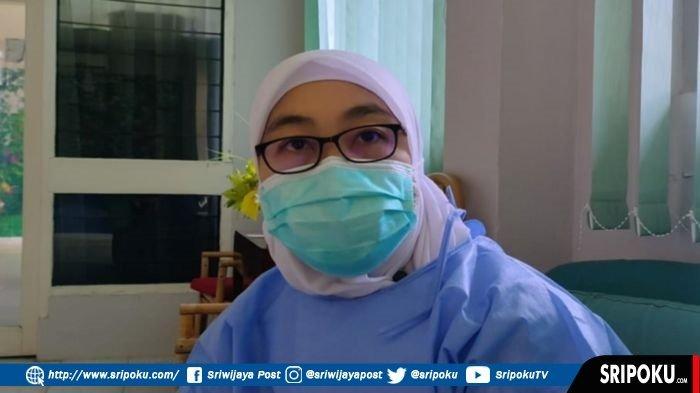 Cerita Perawat di RSMH Palembang Saat Vaksinasi Covid-19: 'Awalnya Biasa, Begitu Disuntik Seperti'