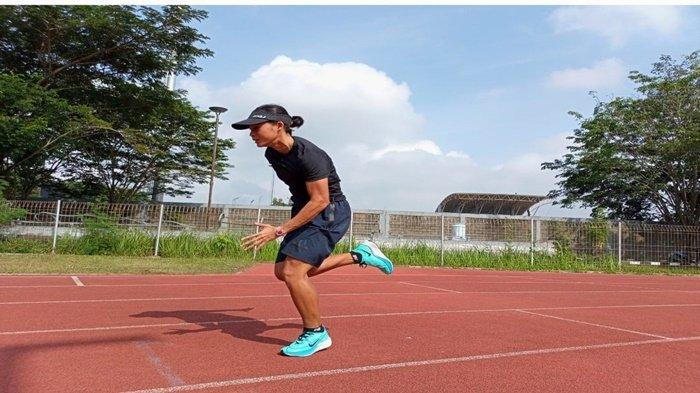 Tekad Serda Sri Maya, Sprinter Sumsel yang Ingin Rebut Emas di PON Papua