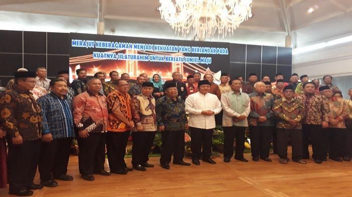Sri Sultan Hamengkubuwono X Hadiri Pujasuma di Palembang, Berikut Curhatan Herman Deru