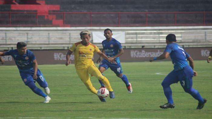 BREAKING NEWS : Sriwijaya FC Gagal Raih Satu Tiket Sisa Liga 1, Setelah Kalah Tipis Atas Persiraja