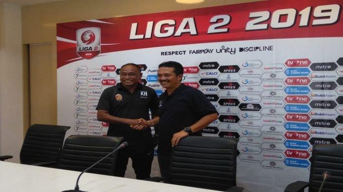 Unggul Waktu Persiapan, Sriwjiaya FC Targetkan 3 Poin Laga Perdana Liga 2 2019 Menghadapi Perserang
