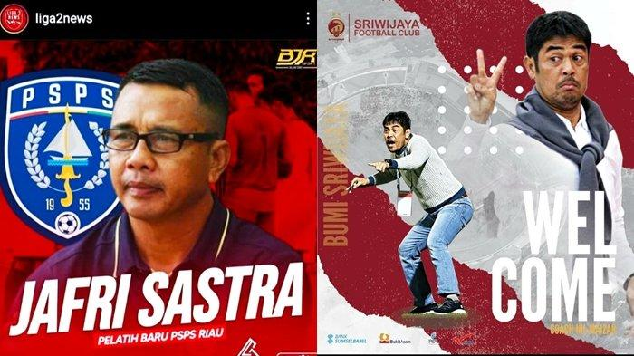 Sriwijaya FC vs PSPS Besok, Jafri Sastra Ajak Nil Maizar 90 Menit Lepaskan Baju Kebesaran Payakumbuh