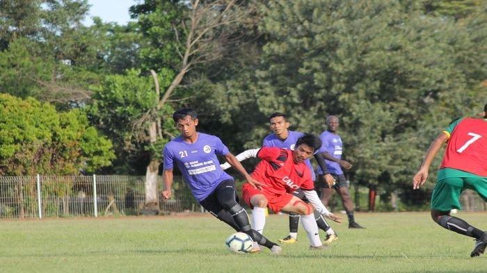 Ambil 5 Orang Untuk Ikut Trial dari Sriwijaya Selection, Kas Soroti Taktik Transisi Sriwijaya FC