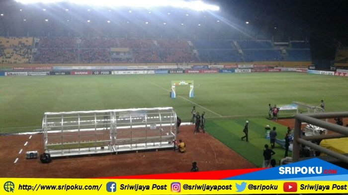 Lawan Persela di Jakabaring, Ini Susunan Pemain Sriwijaya FC Tanpa 4 Pemain Pilar