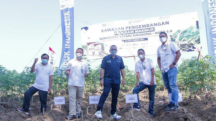 Program 'MAKMUR', Cara Erick Thohir Sejahterakan Petani Lampung