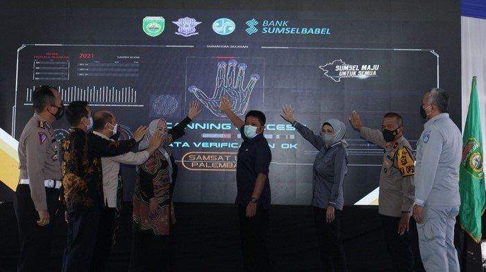 Target PAD Sumsel Triwulan Pertama 2021, Dari 5 Sektor Pajak Ini Sudah Sedikit Lagi Capai Target