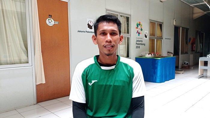 Misi Lain Stopper Sriwijaya FC Saat Mudik ke Muara Enim, Selain Rindu Kampung Halaman: Tebus Latihan