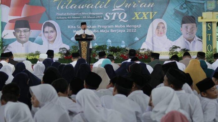 Dodi: Zaman Boleh Millenial, Tapi Jangan Ditinggal Belajar Baca Tulis Al-Qur'an