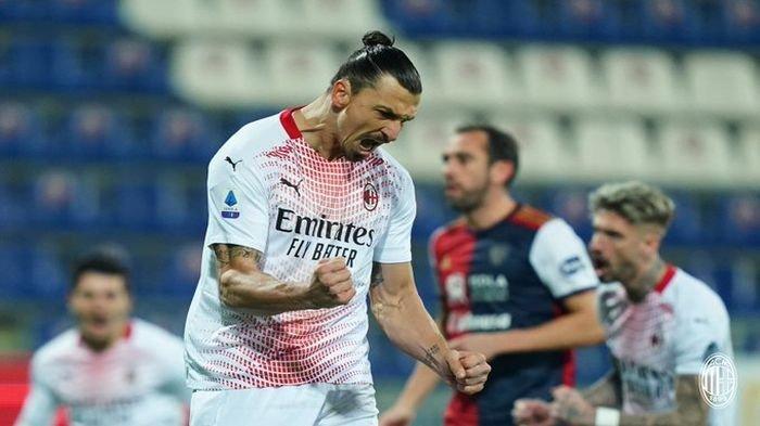 Zlatan Ibrahimovic, Biang Kontroversi Tapi Jadi Senjata Terkuat AC Milan