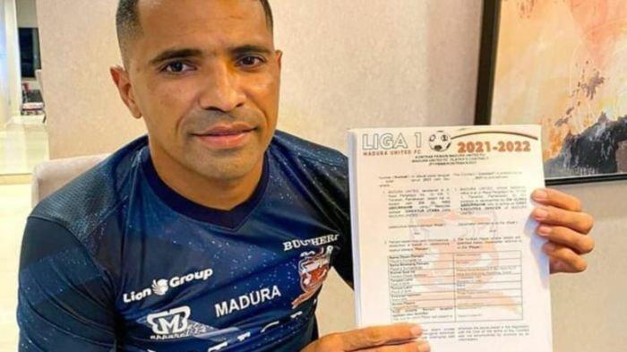 Cerita Negosiator Sriwijaya FC Kalah Berburu Alberto Goncalves, 'Secara Itunya Kita Sudah Bicara'