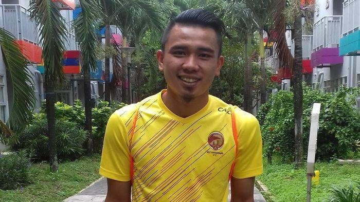 Ikut Kursus Kepelatihan Lisensi C, Pemain Sriwijaya FC Rudiyana Sebut Buat Bekal Pensiun