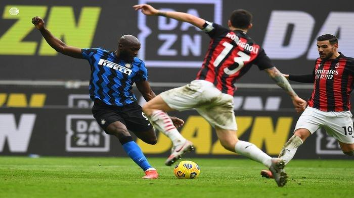 Mulai 3 April, Ini Jadwal Serie A Live Streaming RCTI: AC Milan vs Sampdoria, Bologna vs Inter Milan