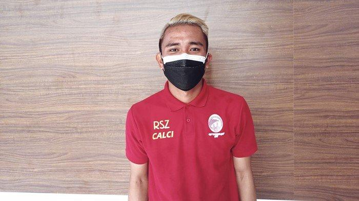 Curhat Striker Sriwijaya FC yang Terlambat Latihan Bareng: Gembira Jadi Tuan Rumah Liga 2 2021