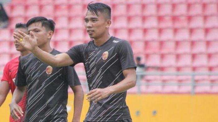 Belum Ada Agenda Libur Lebaran, Striker Sriwijaya FC Ini Fokus Jalani Program dari Pelatih