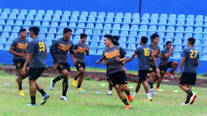 Kompetisi Semakin Dekat, Ini Kesibukan Pemain Sriwijaya FC Demi Jaga Kondisi Fisik