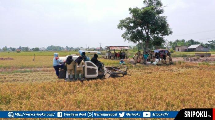 Keseruan Pengembangan Desa Mitra SMK PP Negeri Sembawa di Desa Sungai Pinang