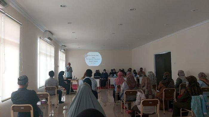 SD dan SMP Bukit Asam Gelar Parenting Meeting Bagi Wali Siswa
