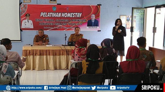 Desa Burai Digadang-gadang Jadi Desa Wisata Ogan Ilir, Pemilik Home Stay Ikuti Pelatihan Home Stay