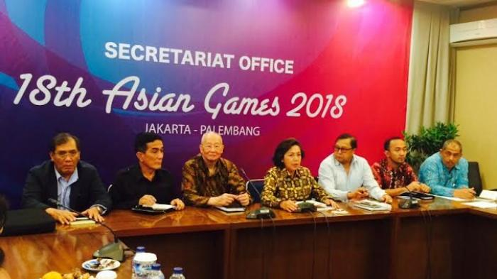 Keppres Asian Games Turun Pertengahan April