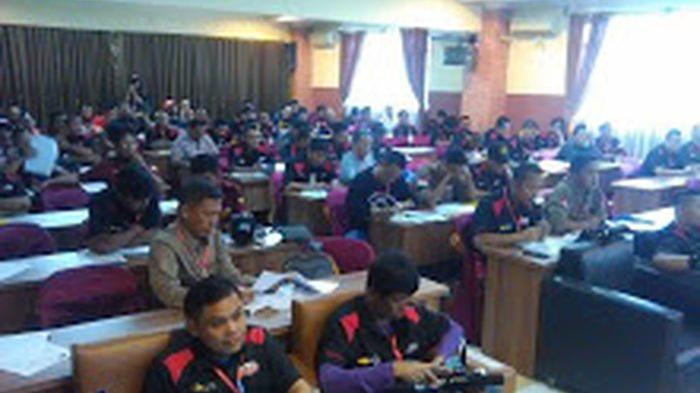Blazerian Indonesia Kumpul di De Premium Hotel Palembang