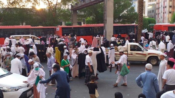 Jumat Pagi Jemaah Haji Sudah Bergerak ke Arafah