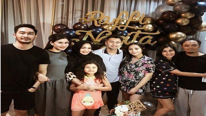 Sudah Nikah, Raffi Ahmad Masih Hidupi Nisya & Syahnaz, Uang Jajan dari Suami Gigi Sebulannya Segini!