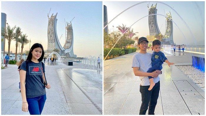 Jalani Puasa 14,5 Jam dengan Suhu 39 Derajat, Cerita Wong Kito Ramadhan di Doha-Qatar