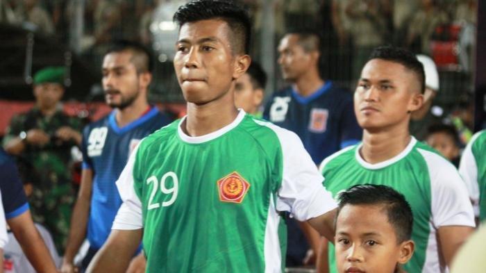 Perkuat Lini Tengah, Muba Babel United Datangkan Eks Badak Lampung FC: Prajurit TNI Aktif