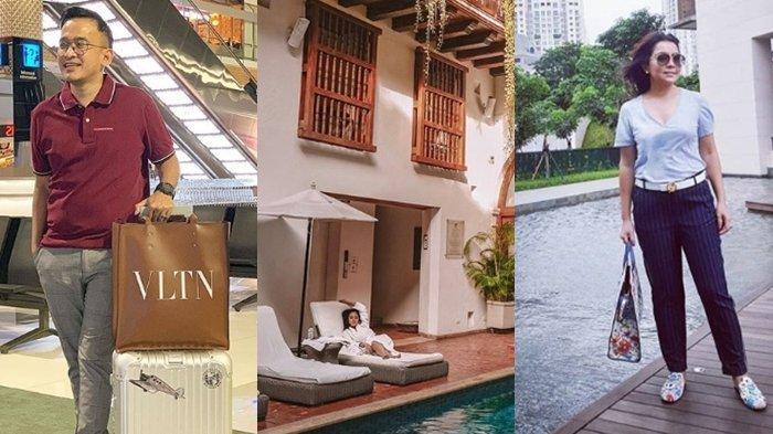 Sukses Jadi Terkenal, 6 Artis Ini Miliki Rumah Mewah Bak Istana, No 5 Dikabarkan Punya Pintu Ajaib!