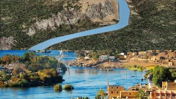 Misteri Sungai Nil yang Terus Mengalir Selama 30 Juta Tahun, Sumber Air  Sungai Kini Terpecahkan! - Halaman 3 - Sriwijaya Post