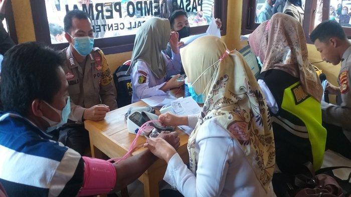 Vaksinasi Covid-19 di Pagaralam, Masyarakat yang Sudah Vaksin Per Hari Ini Berkesempatan Dapat Motor