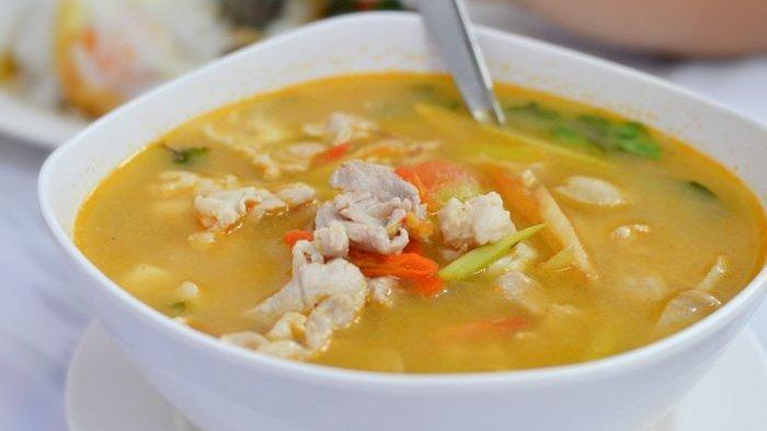 Soto Ayam Indonesia, Termasuk 20 Sup Terbaik di Dunia Versi CNN,Makanan Berkuah Segarkan Badan