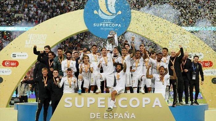 Real Madrid Dianggap Bukan Unggulan di Liga Champions, Kok Bisa?
