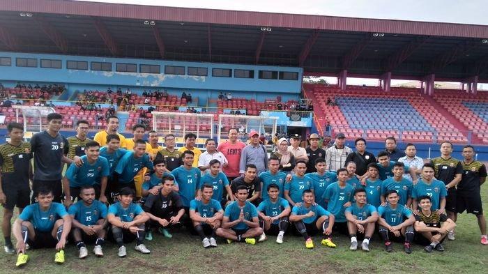 Ada Eks Persebaya, Latihan Perdana Sriwijaya FC Diikuti 27 Pemain, Berikut Nama dan Posisinya