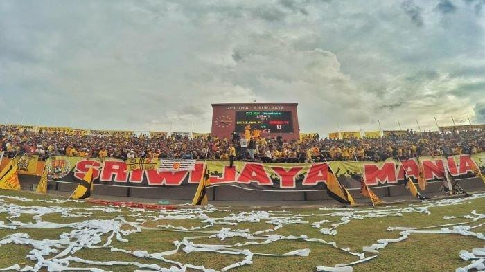 Berikan Tempat Untuk Tiga Kelompok Suporter Berjualan di Store Sriwijaya FC, Ternyata Ini Tujuannya
