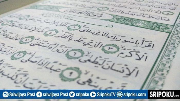 Ternyata Inilah Alasan Ayat Iqra di Alquran Diturunkan Pertama Kali, Bacaan Surat Al-Alaq Ayat 1-19