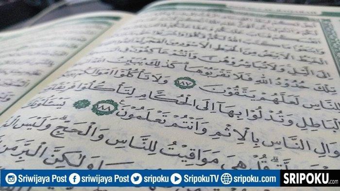 Apa Hukumnya Korupsi dalam Islam? Ternyata Inilah Azabnya Bacaan Alquran Surat Al-Baqarah Ayat 188