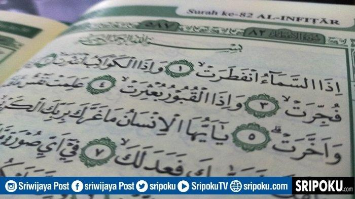 Inilah Bacaan Surat Pendek Juz Amma yang Dianjurkan Nabi untuk Dibaca oleh Imam Saat Sholat Isya