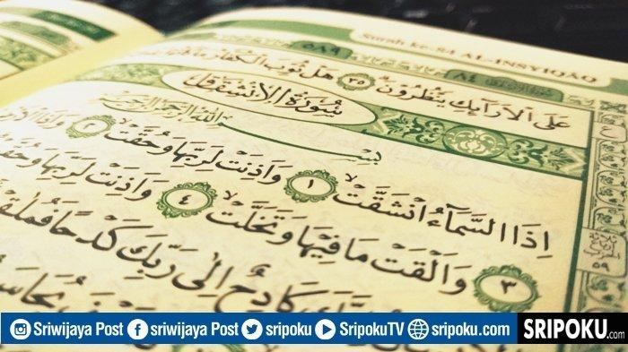 Inilah 3 Surat Pendek Juz Amma Kerap Dibaca Imam Saat Sholat Tarawih dan Witir Lengkap Arab & Latin