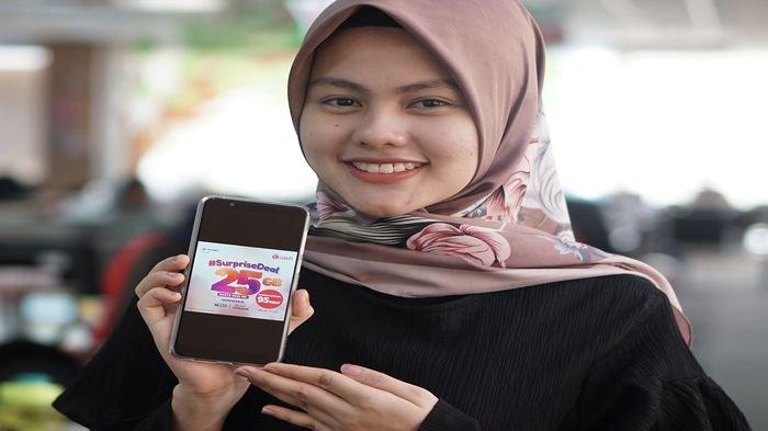 Khusus Hari Ini, Telkomsel Manjakan Pelanggan dengan Promo Paket Data 25 GB Seharga Rp 110.000