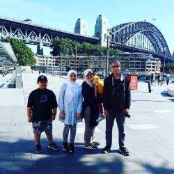 Dari Australia ke Indonesia di Masa Pandemi