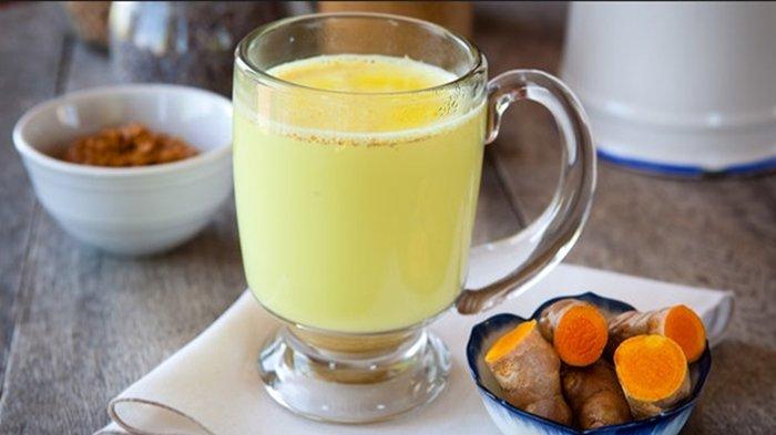 Manfaat Susu Kunyit, Bisa Obati 16 Penyakit Berbahaya, Termasuk Merawat Kesehatan Jantung