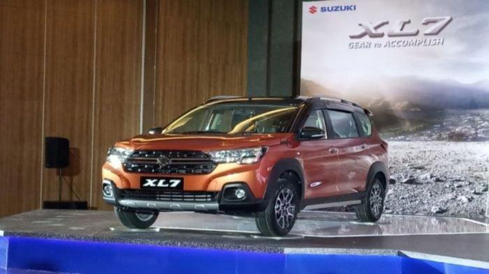 Suzuki XL7 Resmi Mengaspal di Indonesia, Harga Terendah Lebih Murah dari Honda BR-V,Ini Daftar Harga