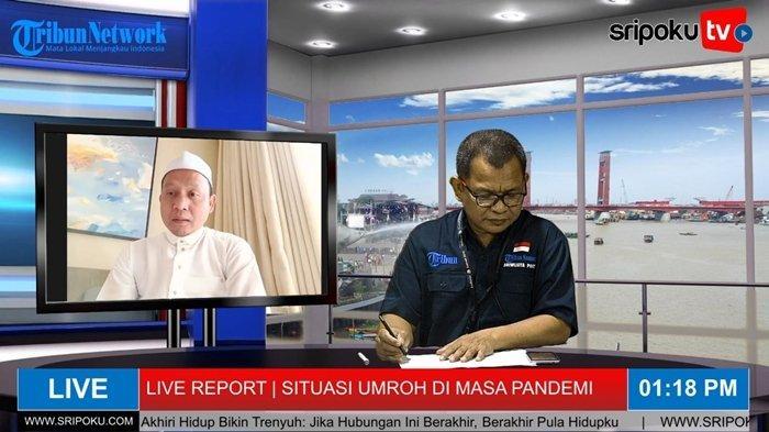 Tiga Calon Jemaah Umrah Indonesia Positif Covid-19, Diduga bukan Warga Sumsel