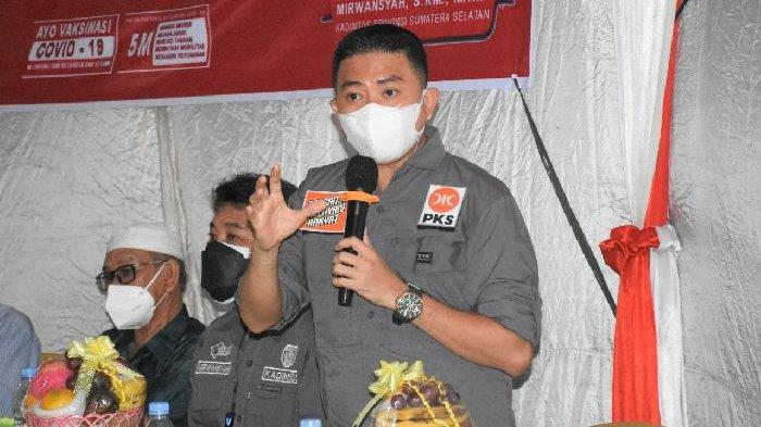 Kabar Bahagia dari Mgs Syaiful Padli untuk Warga 3-4 Ulu Palembang di Tengah Pandemi