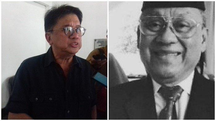Syahrial Oesman Kenang Prof Mahyuddin Sosok Bisa Saling Melengkapi saat Pimpin Sumsel : Belahan Jiwa