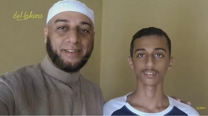 Syekh Ali Jaber dan Hasan