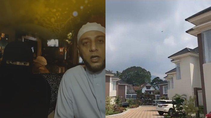 Ini Peninggalan Syekh Ali Jaber Berupa Villa Mewah di Puncak, Terkuak Umi Nadia Bisnis ini di Lombok